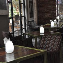 Cina IP54 Cordless LED Desk Lamp per Coffee Shop TML - G01E fornitore
