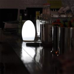 china Portable Luminaries Decorative Battery Powered Lamp for KTV Room TML-G01E supplier