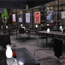 china CE RoHS Approved Wireless Remote LED Lights for Bar & Restaurant TML-G01E supplier