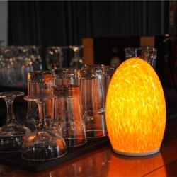 Cina Intelligente Candela LED cordless Unico lampade decorative per sala da pranzo TML - G01E fornitore