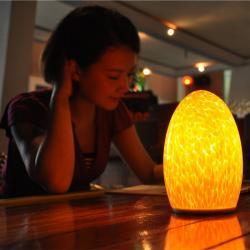 Cina Battery Operated Desk Lamp Illuminazione senza fili per la decorazione domestica TML - G01E fornitore
