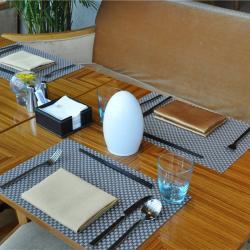 china 500mal Zyklus-Leben 1,5 W dimmbare Cordless Moderne Tischlampen für 5 Sterne Hotels TML - G01E supplier