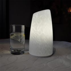china Dining Room Glass Cordless Decorative Lamps with Fashionable Design TML-G01T manufacturer