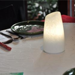 china Novel Design Battery Lamp Wireless LED Table Lamps for Dining Room TML-G01T manufacturer