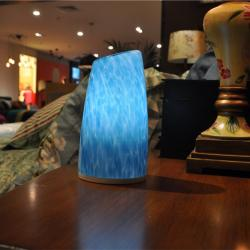 china Remote Control  Hotel Rechargeable Bedside LED Lamp by Smart Phone TML-G01T manufacturer