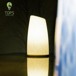 china Tops Lighting CE & RoSH Approved Best Sale LED Cordless Bedside Lamp manufacturer