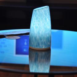 Cina Restaurant Tower Shape Table Lamp produttore
