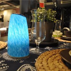 china Oberteile Beleuchtung moderne Tischlampe Schlafzimmer Deko- Akku- LED Tischleuchte manufacturer
