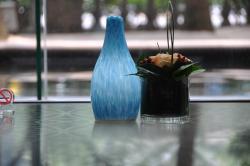 china Nova chegou portátil sem fio levou luz da tabela do restaurante controle remoto do fabricante