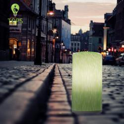 china Oberteile Beleuchtung LED Wireless- Tischleuchte mit handbemalten Lampen-Halter China Factory Direct stabile Qualität manufacturer