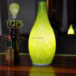 china Estilo Moda Lastest projeto sem fio LED Lamp Hotel do fabricante