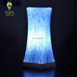 Restaurant Table beauté et l'art de gradation Table Lamp