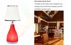 Led Decoration Flexible Lampshaped Smart control Bedside Reading Wall Light