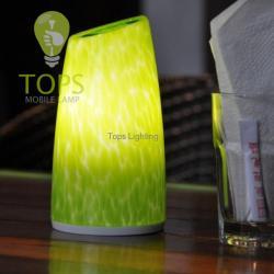 Cordless recarregada Hot New Products sem fio Table Lamp