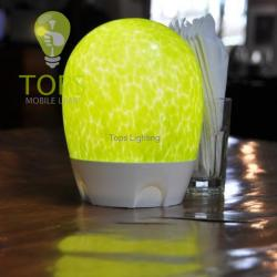 china 1000 Tempo de Carga e Descarga 2015 New Top venda Candle LED Effect Hotel Light do fabricante