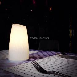 china Ritz-Carlton glass table lamp Long Last 120 Hrs LED dimming table lamps manufacturer