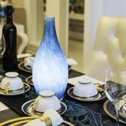 china Tops Lighitng Wifi e Bluetooth sem fio controlada Lampadas LED vela para Decoração manufacturer