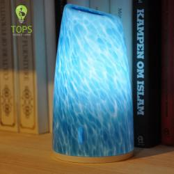 china Tops Lighting Fashion Design Eco-friendly Electric Candle Lamp manufacturer