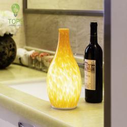 china بلايز الإضاءة الخدمة حسب الطلب عرضت أفضل المبيعات الصمام اللاسلكي الجدول مصباح manufacturer
