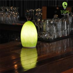 china Tops Lighting Green Color 60 Hours Lighting Time LED Bluetooth Table Lamp manufacturer