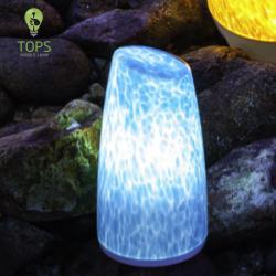 china Oberteile Beleuchtung Letzte Hand Made App Steuerungsbatterie LED-Lampe für Hotel und Restaurant Tische manufacturer