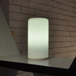 china Rechargeable LED Pillar Hotel Candle Light manufacturer