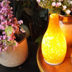 china Bottle Shape Hotel Bedside Table Lamp manufacturer