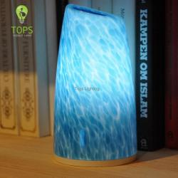 china Tops Lighting Furniture Decoration Stable Quality European Style LED Bedside Lamp manufacturer