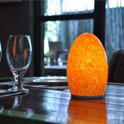 china Tops lighting wholesale table lamps price affordable egg shaped LED Cordless Light manufacturer
