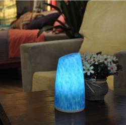 china Shenzhen Turkish Mosaic Cylinder Glass Lamp manufacturer
