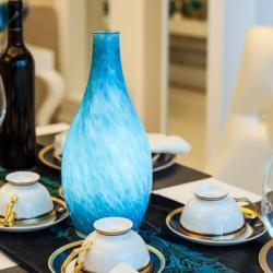 china Tops Iluminação personalizado Wifi com APP LED Controle Table Lamp Oferecido Melhor venda do fabricante
