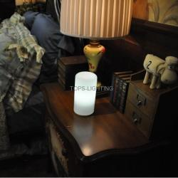 china 100% da bateria da venda quente de primeira classe casa decoração da lâmpada levou lâmpada com 4400MA do fabricante