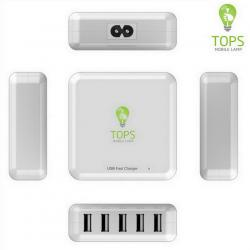 Fast Charging USB Smart Multi Charger