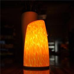 china Oberteile Beleuchtung moderne Tischlampe Preis erschwinglich eiförmigen LED Akku- Licht manufacturer