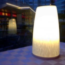 china TML-G01TH Handblown Glass LED Candle Lamp e14 Dimmable for Home Decor proveedor
