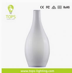 hotel restaurant bar decoration led table lamp artic light eco-friendly handblow glass mood lamp