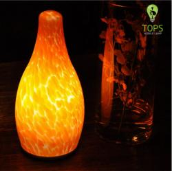 china Orange Table Lamp fabricante