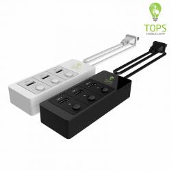 china Tops-lighting usb Smart Charge fabricante