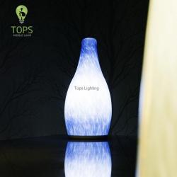 china Tops Lighting Restaurant Table Most Popular LED Cordless Decoration Lamp manufacturer