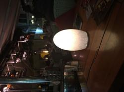 restaurant energy-saving eco-friendly candle light cordless led lamp