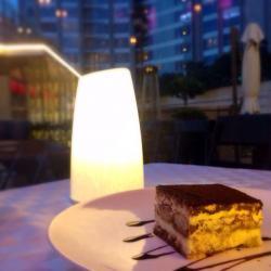 china Tops-lighting Restaurant Oil Led Bedside Table Lamp manufacturer
