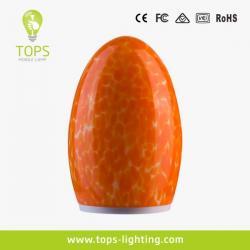 Long Lifespan 120 Hours IP54 Cordless Table Lamp for Coffee House TML-G01E