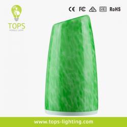 Full Brightness 24 Hours Energy Saving Cordless Table Lamp DC 12V/DC 5V for Home TML-G01T