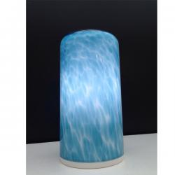 Glass Batería Bluetooth Lámparas Desarrollado cubierta con suave iluminación TML - G01C