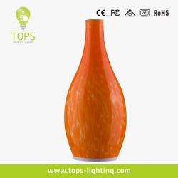 New Design Stained Glass Table Lamps with Vase Shape TML-G01B