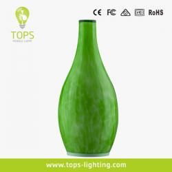 Cordless Lighting Restaurant Candle Table Lamp for Romantic TML-G01B