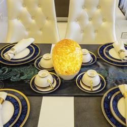 china Restaurante batería Lámparas Desarrollado interior en suave y romántica TML - G01P proveedor