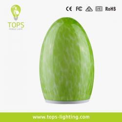 3000mah 1.5W Portable Cordless Lamps Remote Control for Hotel  TML-G01E