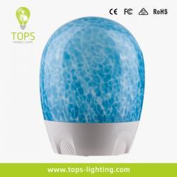 Hotel Egg Shape Cordless LED Lights Outdoor with Energy Saving TML-G01P