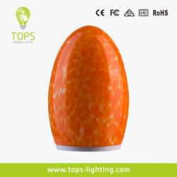 Rechargeable LED Candles Desk Lamp for Romantic Date TML-G01E